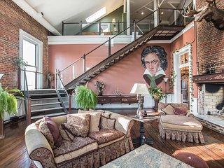 Penthouse Loft
