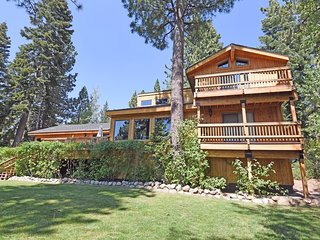 Dollar Point Luxury Getaway with Lots of Space, Tahoe City