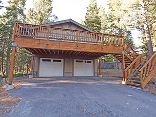 Spacious Dollar Point Family Home, Tahoe City