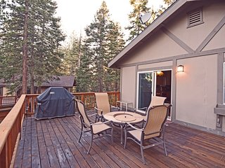 Spacious Dollar Point Home, Tahoe City