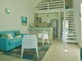 BEACHFRONT and OCEANVIEW Condominium in Orient Beach, Orient Bay