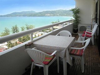 Luxury Patong Tower Seaview Condo in Phuket, Thailand