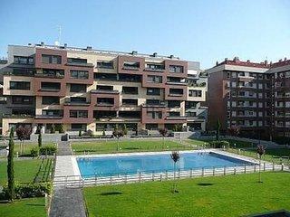 Apartamento de lujo con plaza garaje., Logroño