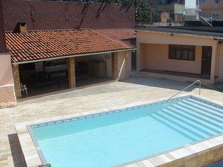 Temporada em Saquarema-Centro-para até 30 pessoas