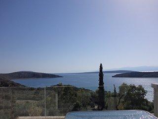 Lefka's Villas - private pool, Nafplio