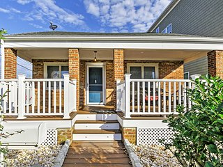 3BR Long Branch beach home in prime location!