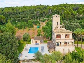 7 bedroom Villa in Selva, Mallorca, Mallorca : ref 2086198