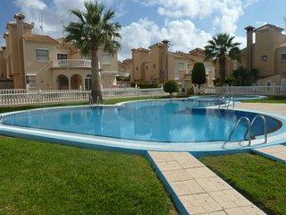 3 Bed Quad  / Air Con / Pool / Playa Flamenca #15
