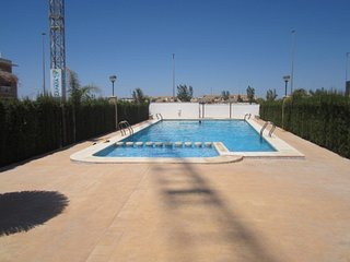 3 Bed House / A/C / Pool / 5 Mins to the Beach #62, Pilar de la Horadada