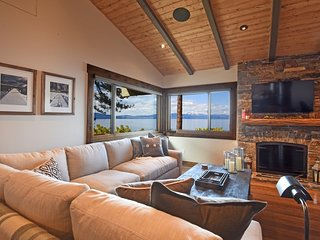 Lakefront Condo on the West Shore, Panoramic Views, Tahoma