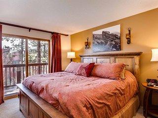 2 Bedroom, 2 Bathroom House in Breckenridge  (12D)