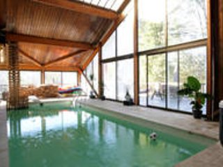 Grand Chalet  familial avec Piscine/SPA/Billard