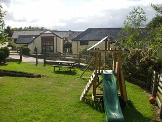 MALTC Barn in Ilfracombe, Bittadon