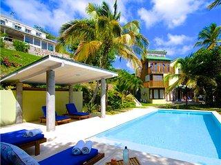 New Eden Villa & Anthony Eden Cottage, Bequia