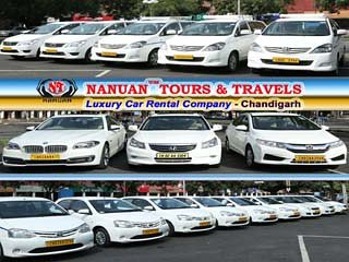 Nanuan Tours & Travels - Taxi in Chandigarh