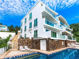 Apartment Seaview KATA 110m2 Villa, Karon Beach