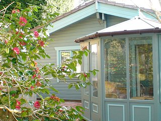 MAGCA Log Cabin in Dawlish, Trusham