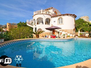 Villa Estrella - Costa Calpe