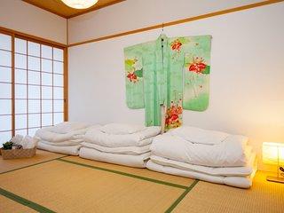 Tatami House Nipponbashi NTM15, Osaka