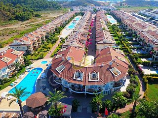3 BEDROOM GROUND FLOOR APARTMENT.SUNSET BEACH CLUB FETHIYE, Fethiye