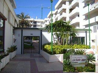 TORREMOLINOS LA CARIHUELA BEACH