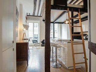 G06667- 1BR flat Saint Germain - Montparnasse