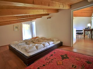 Haus für Ruhesuchende m. Seesicht und viel Komfort, Magadino