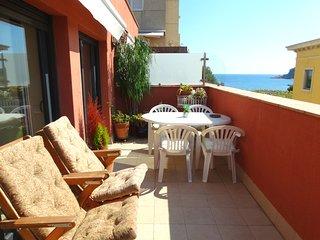 Precioso ático a 100m de la playa, Sant Feliu de Guixols