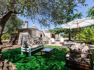 Trullo Salentino - Trulli for holidays in Apulia - wifi - beach at 15'
