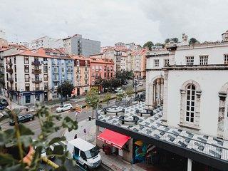 santander apartamento 70m2, Santander
