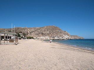 A 3 minutos playa de Aguamarga