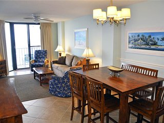 SUMMIT 3C OCEANFRONT 3BR, Myrtle Beach Nord