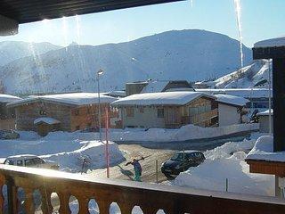 Bel appartement avec mezzanine, cocoon, classé 3*, L'Alpe d'Huez