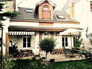 Guesthouse la demeure du canal de Tours