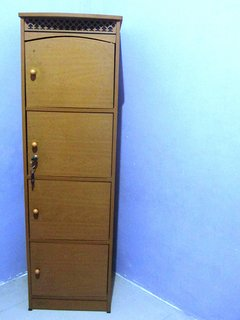 Drawers on Guest Room