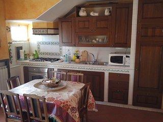 River House, appartamento ingresso indi monolocale sito in villa al piano terra.