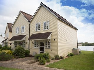 38 Windrush Lake in the Cotswolds, South Cerney