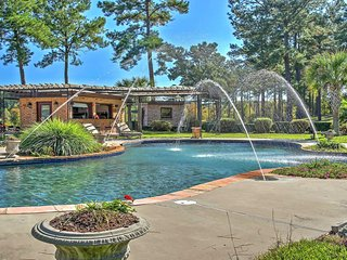 You'll love having a private pool, access to a 13-acre pond, and more.
