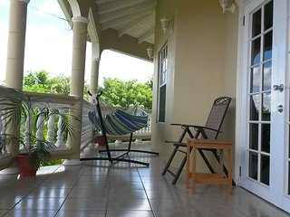 Caribreeze Villa Comfortable Island Retreat, Laborie