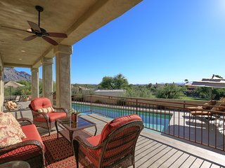 Stunning Catalina Mountain View Home, Oro Valley