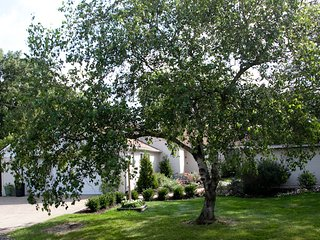 Heron Pointe Guest House... nature, beauty, luxury in a peaceful private setting