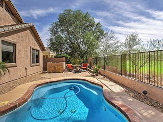 3BR Phoenix House on Golf Course w/ Pool