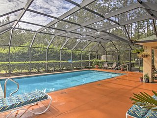 NEW! 3BR Palm Coast House w/Private Pool!