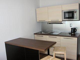 Apartmánový byt Luhačovice