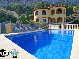 Villa Obstelix - Costa Calpe