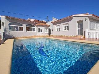 Villa Geminis - Costa Calpe