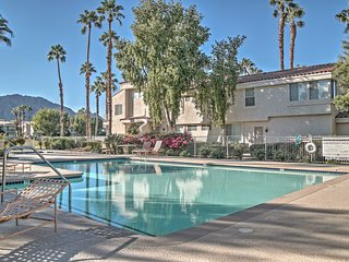NEW! Remodeled 2BR La Quinta Condo w/Pool Access!