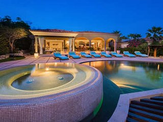 Lovely 5 Bedroom Villa in Puerto Los Cabos, San Jose del Cabo
