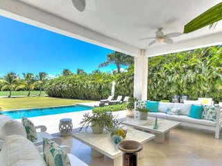 Delightful 7 Bedroom Villa in Tortuga Bay, Punta Cana