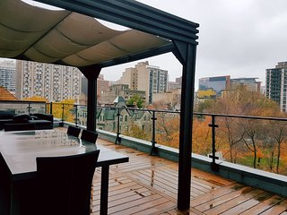 REAL PENTHOUSE DOWNTOWN, Montreal